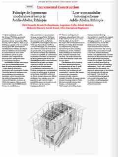 """""""Incremental Construction"""" in 'A'A' presents Selected Projects / Morceaux Choisis – …"""