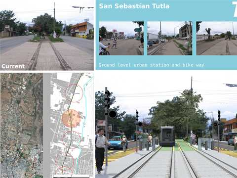 Project entry 2011 - Recovery of the rail transport network, Oaxaca Valley, Mexico: …