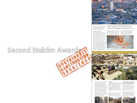 New Holcim Awards book features inspiring examples of sustainable construction from around the globe