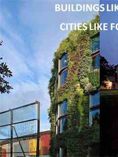 """""""A building like a tree, a city like a forest"""" in Re-materializing construction: …"""