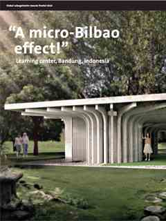 """""""A micro-Bilbao effect!"""" in Fifth LafargeHolcim Awards – Sustainable Construction 2017/2018"""