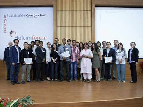 Student Poster Competition - prize hand-over