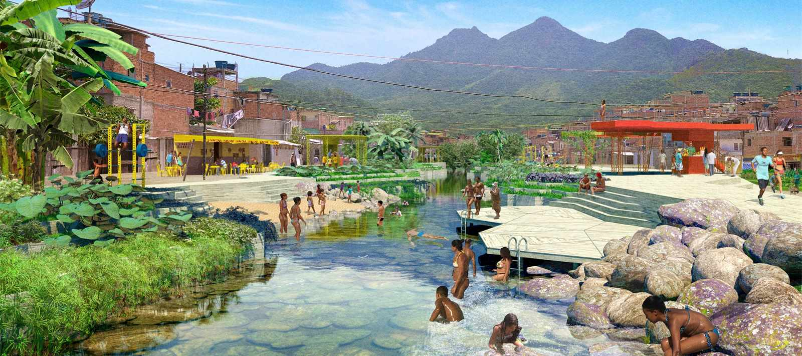 """""""An active relationship between water management and the community"""" – Urban Circulatory …"""