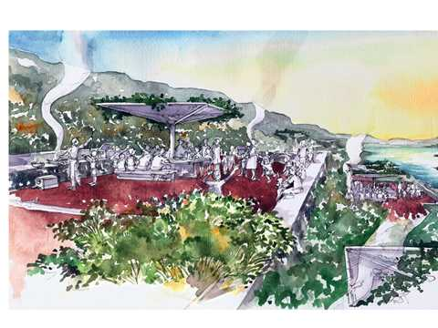 """Project entry 2008 Latin America - """"Ecological river remediation park, Morelia, Mexico"""": …"""