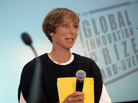 Lucy Musgrave, Co-director, Publica and member of the Holcim Awards jury Europe 2008 and 2011.