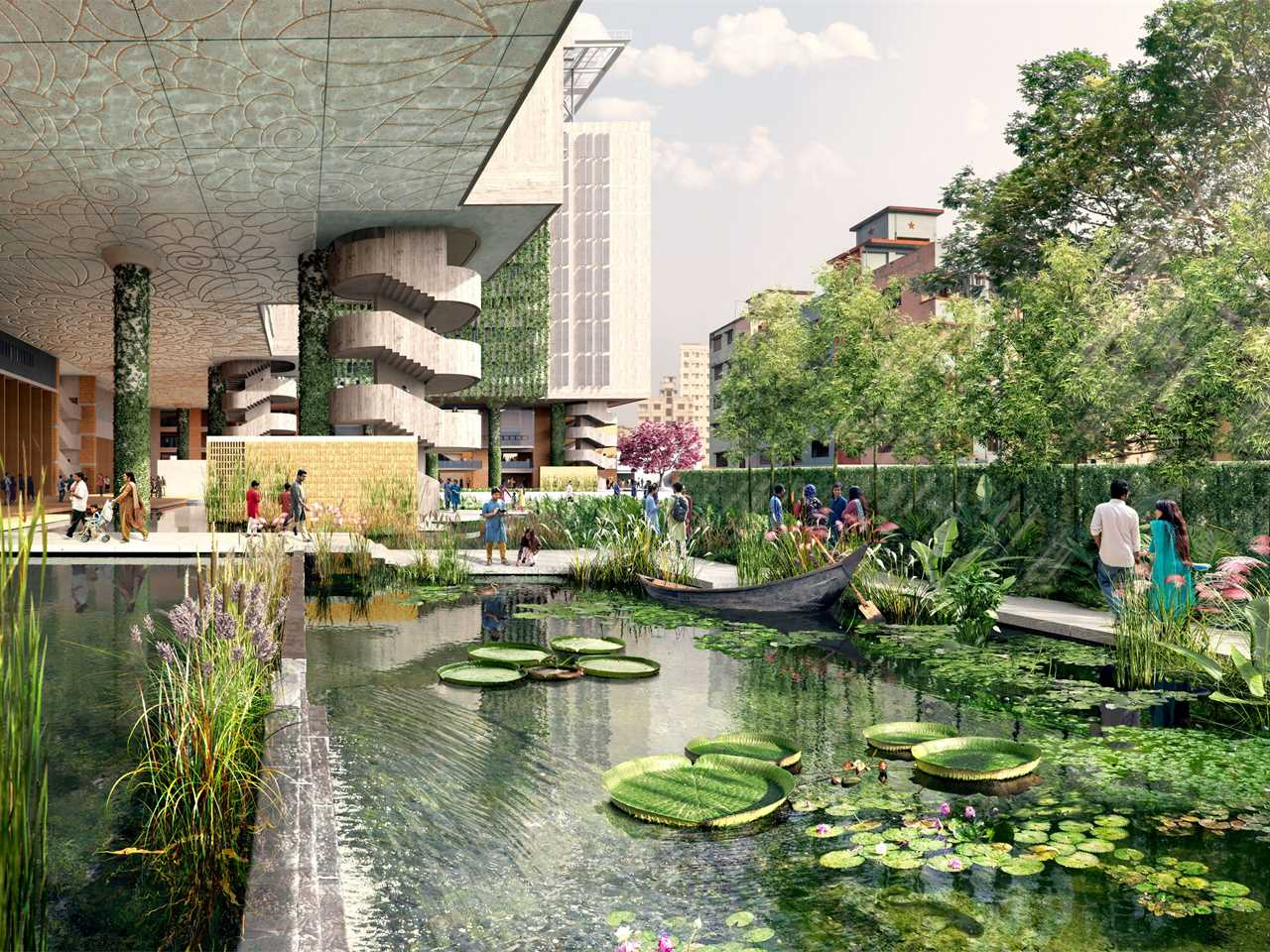 """""""Back to the future"""" in Fifth LafargeHolcim Awards – Sustainable Construction 2017/2018"""