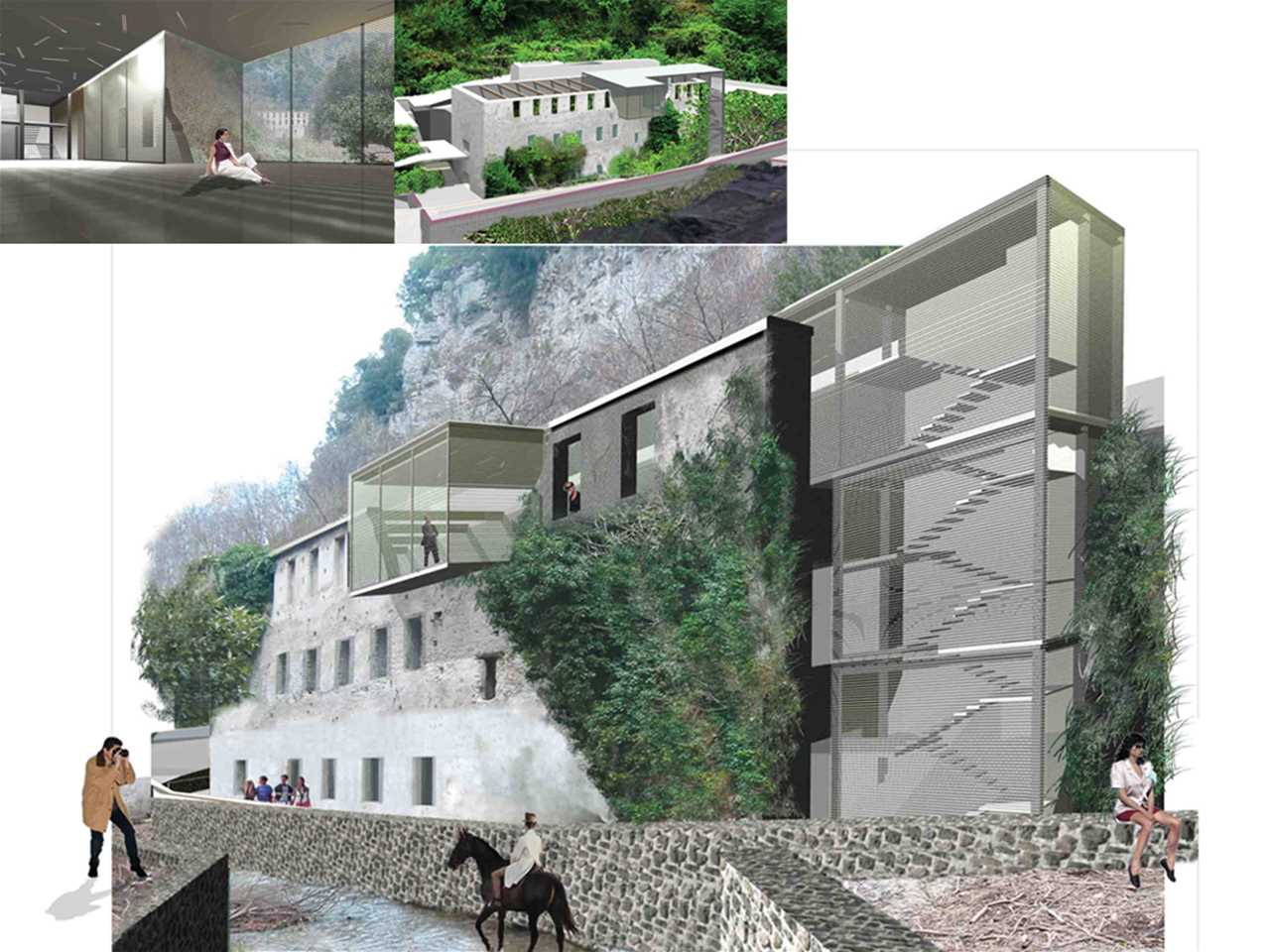 Global Holcim Awards Silver 2006: Waterpower - Renewal strategy for the Mulini Valley, …