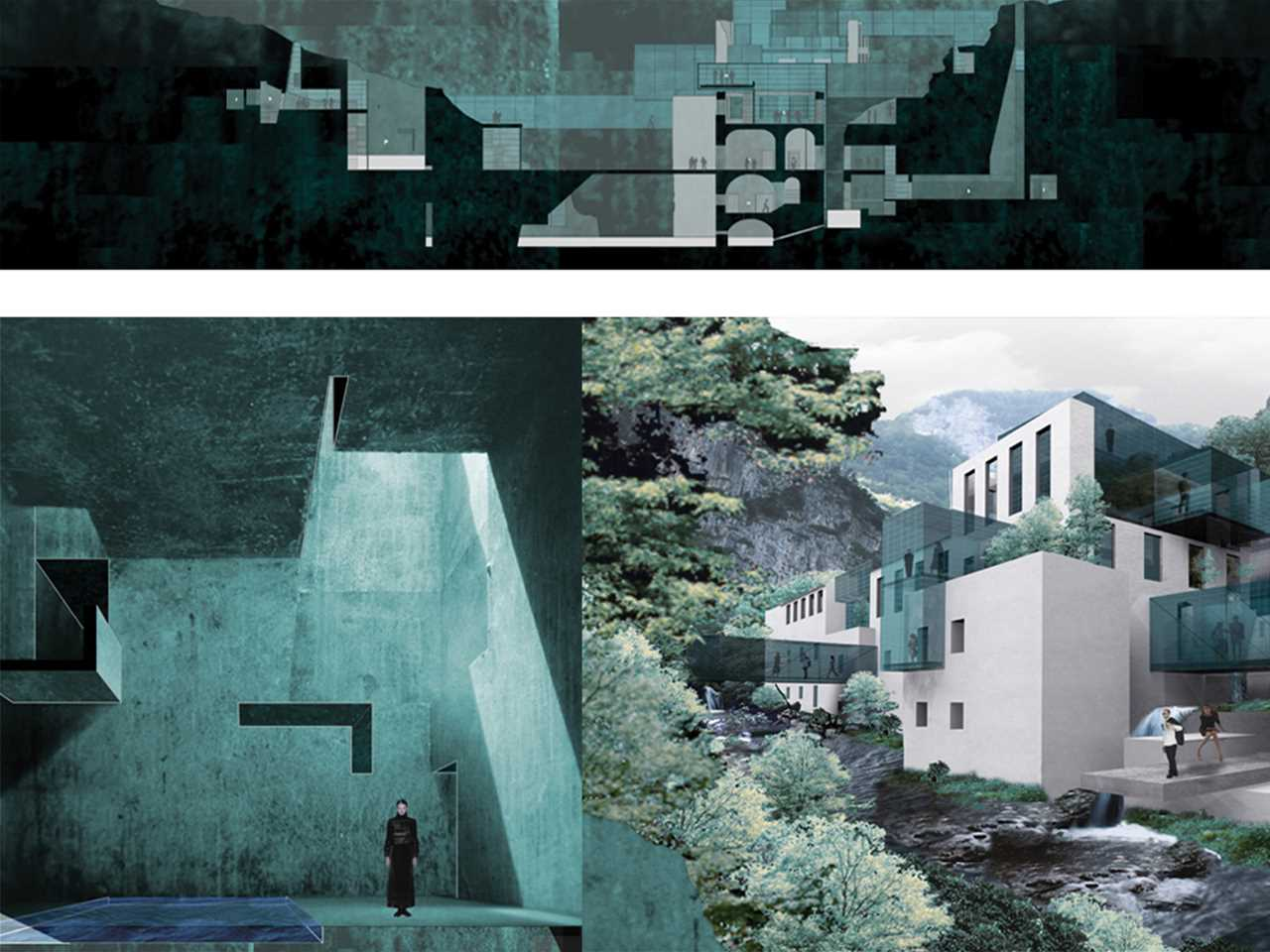 Holcim Awards Gold 2005 Europe: Waterpower – Renewal Strategy for the Mulini Valley, …