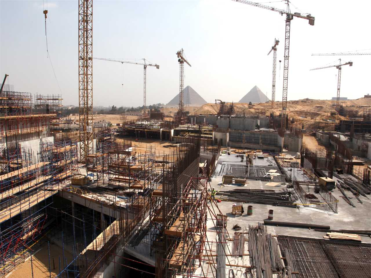 LafargeHolcim Forum for Sustainable Construction 2019 in Egypt