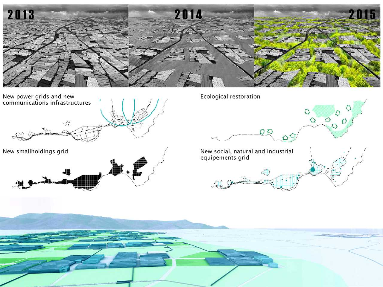 Project entry 2014 Europe – Spatial plan and agricultural restructure, Pujaire, Spain