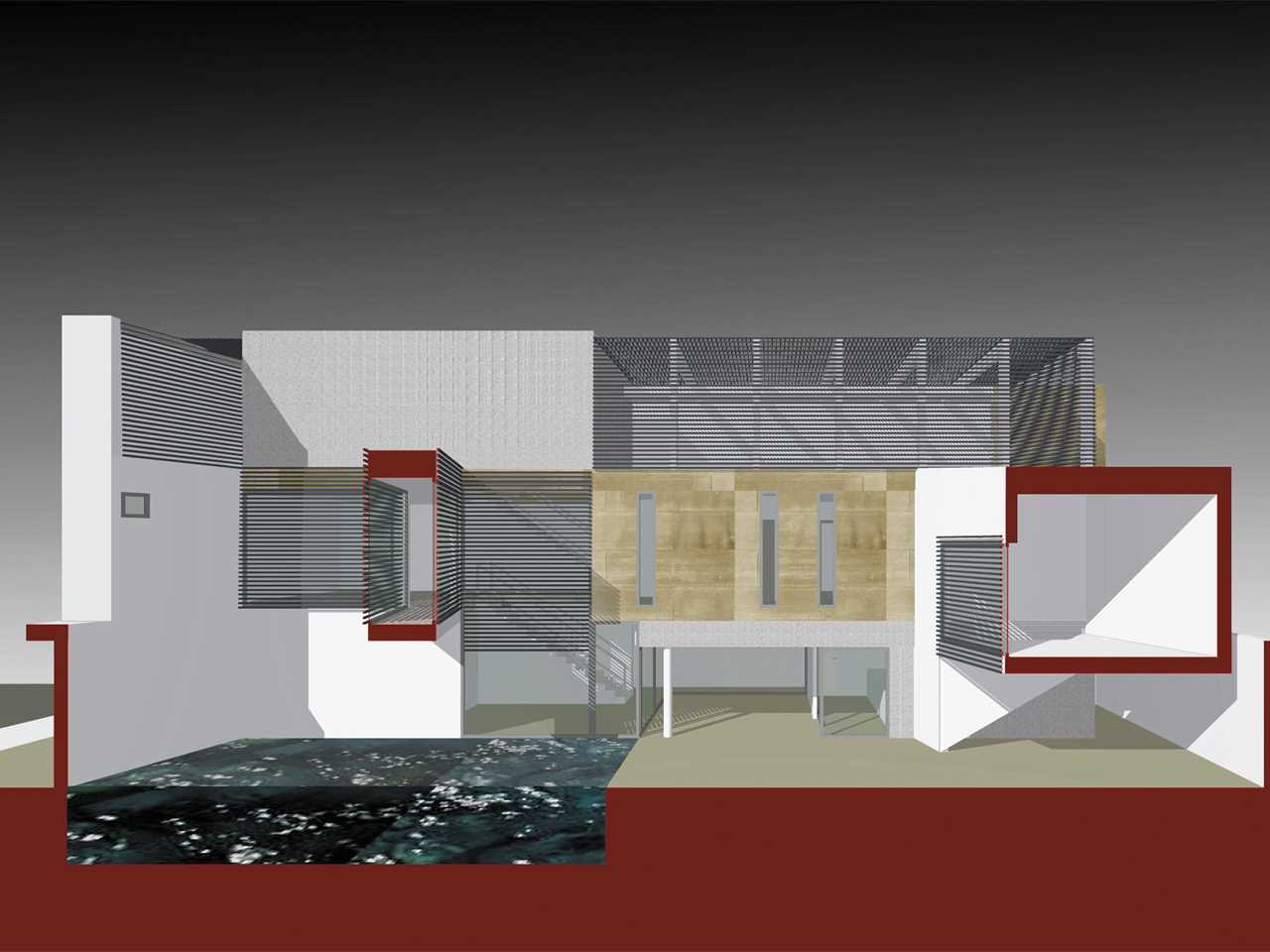 Holcim Awards Acknowledgement prize 2005 Africa Middle East: Breathing House - Modern …