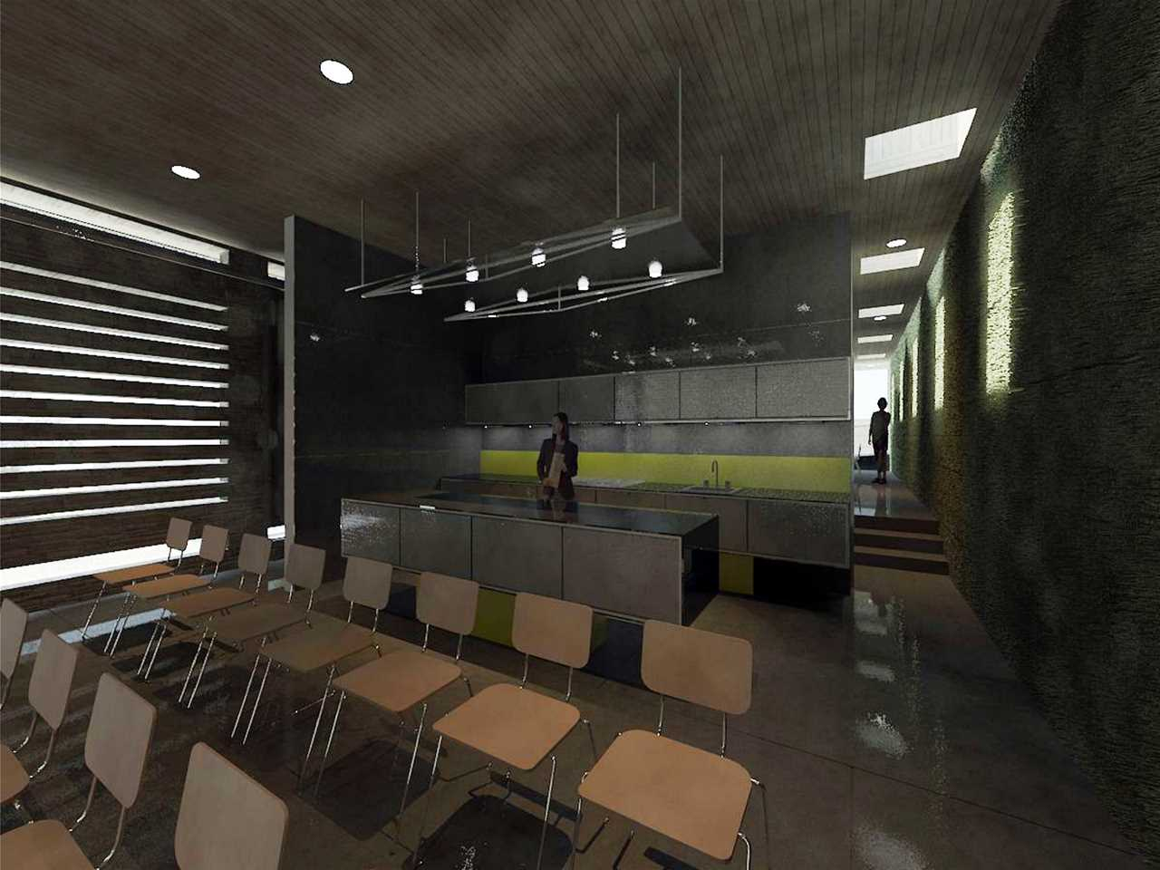 Project entry 2011 North America – Energy efficient university building, Lawrence, KS, USA