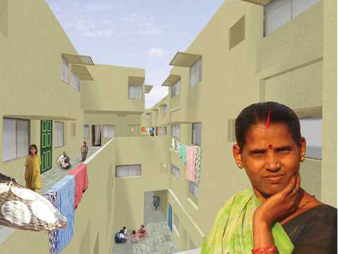 Realizing solutions for the redevelopment of Dharavi