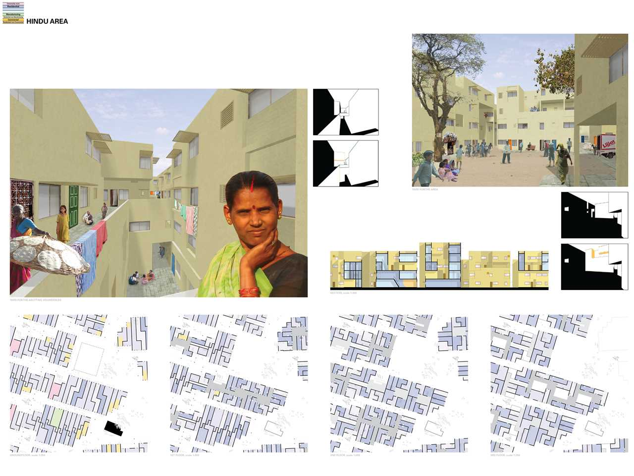 """Holcim Awards """"Next Generation"""" 2nd prize 2008 Asia Pacific: Realizing solutions for the …"""
