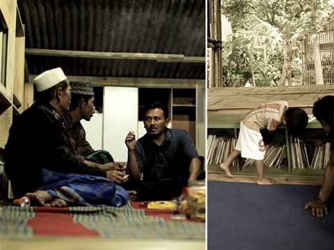 Project entry 2011 - Community structure to encourage social cohesion and development, …