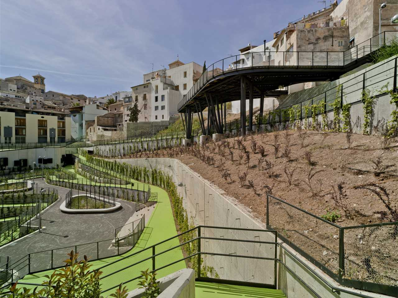Project update June 2017 – The mysterious story of the garden that makes water, Cehegín, Spain