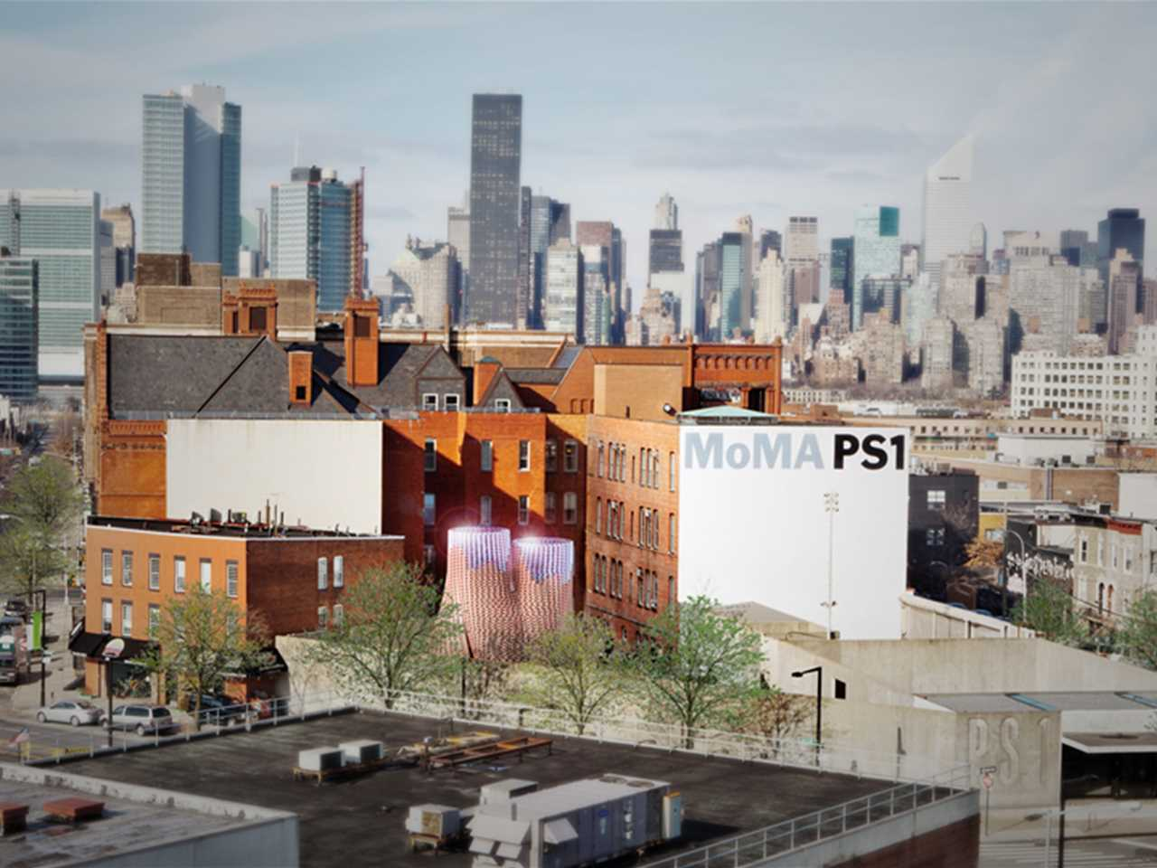 Project update October 2014 – Hy-Fi, New York, USA