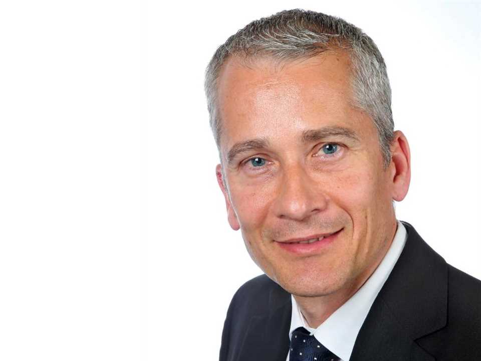 Simon Wiedemann, Head of Solutions & Products, Holcim, Switzerland.
