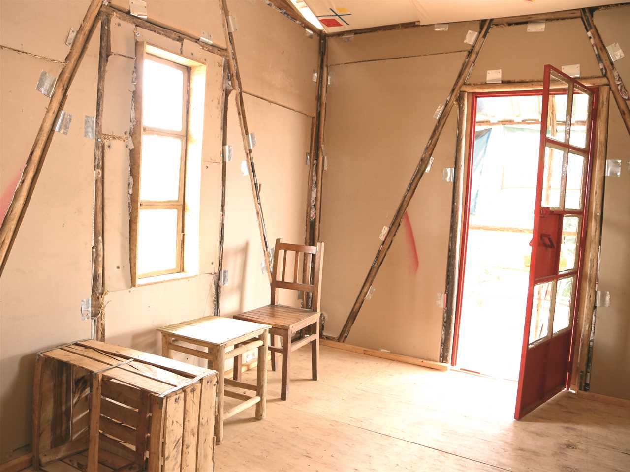 Project entry 2014 Africa Middle East - Incremental Construction: Low-cost modular housing …