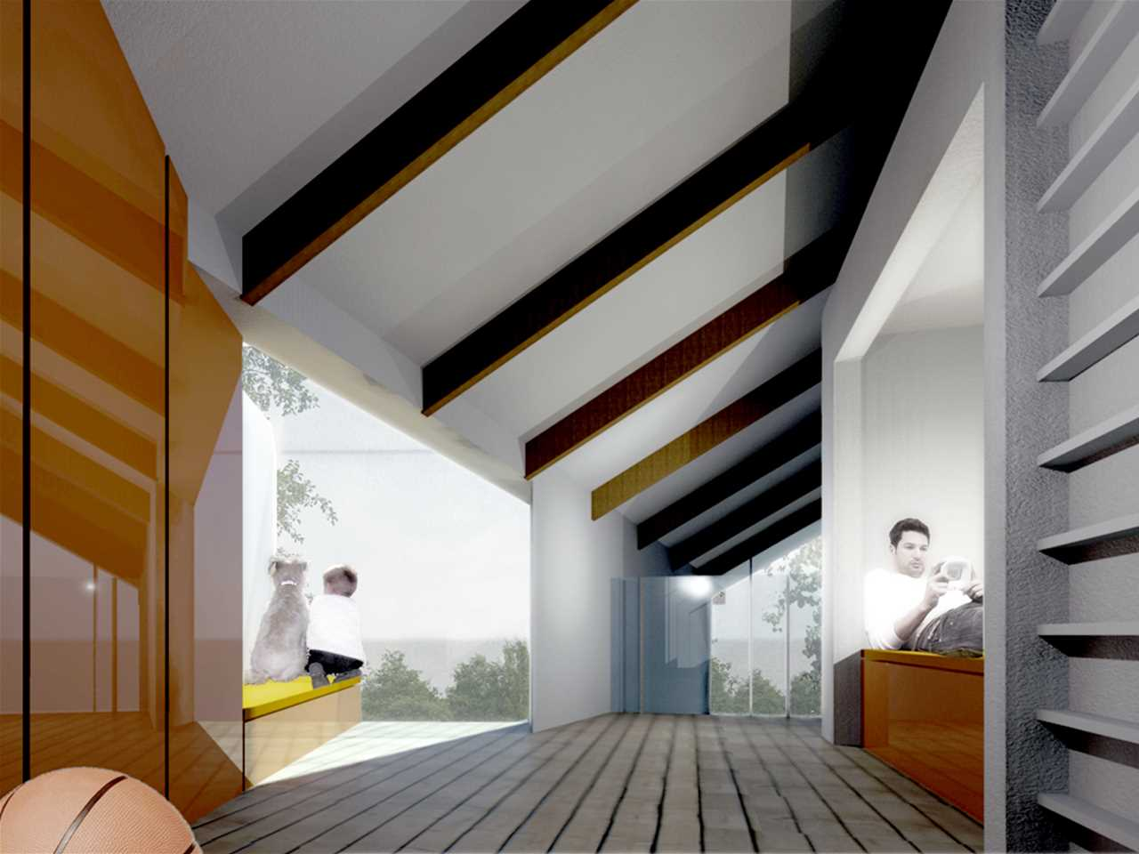 """Holcim Awards """"Next Generation"""" 3rd prize 2008 Europe: Self-sufficient rural community, …"""