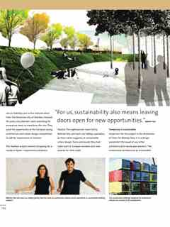 """""""The passing of the past"""" in Second Holcim Awards for Sustainable Construction 2008/2009"""