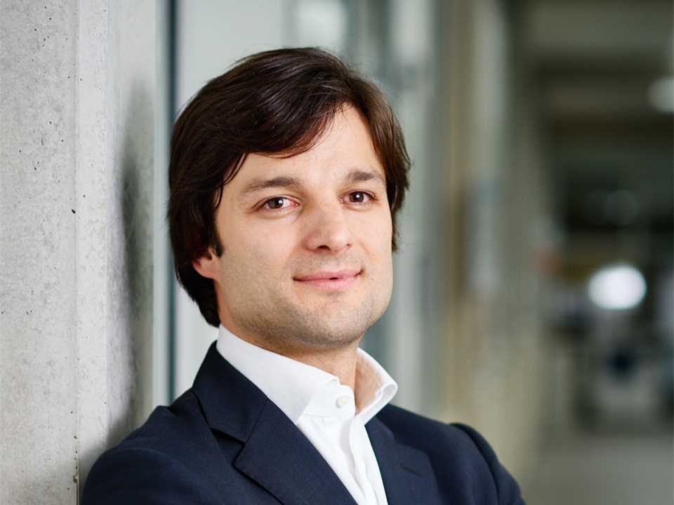 Carlos Piles is Head of Ductal Europe, an entity of Holcim based in Paris, France.
