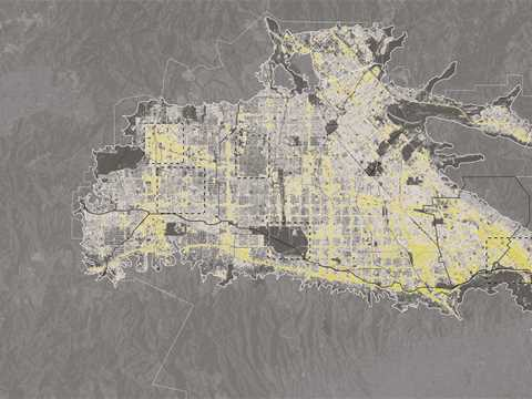 Project entry 2014 North America – Divining LA: Digital tool for urban design and …