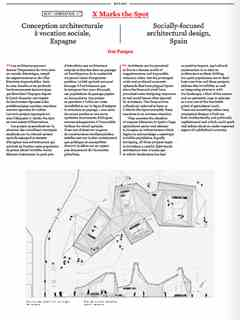 """""""X Marks the Spot"""" in 'A'A' presents Selected Projects / Morceaux Choisis – Holcim Awards 2014"""