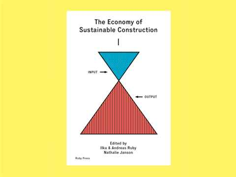 The economic performance of sustainable construction