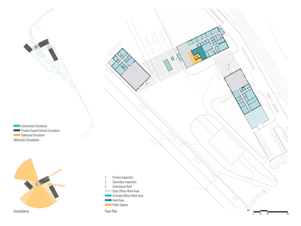 Project entry 2011 North America – Energy and water efficient border control station, Van …