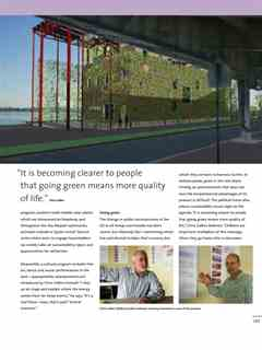 """""""A timely oasis"""" in Second Holcim Awards for Sustainable Construction 2008/2009"""