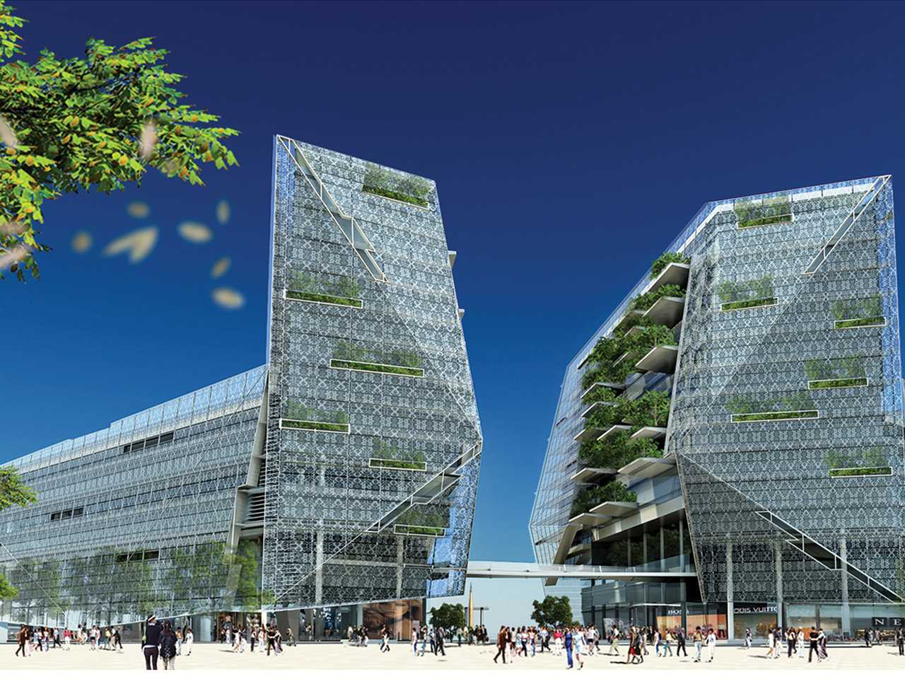 Holcim Awards Bronze 2011 Asia Pacific: Ecologically-designed retail and commercial …