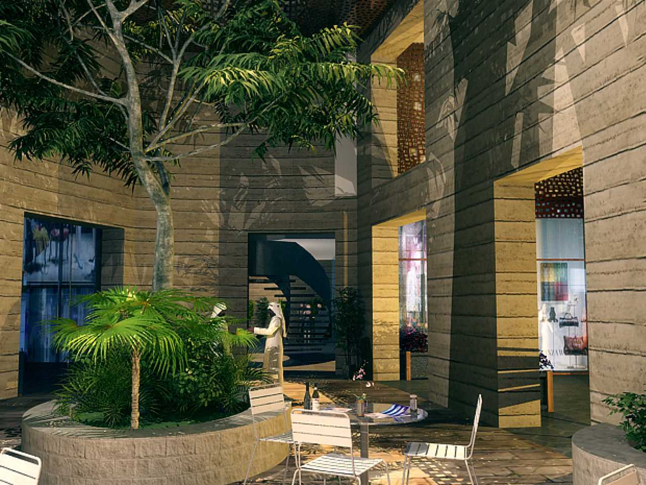 Holcim Awards Acknowledgement prize 2011 Africa Middle East: Building implementing …