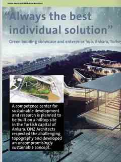 """""""Always the best individual solution"""" in Fourth Holcim Awards – Sustainable Construction 2014/2015"""