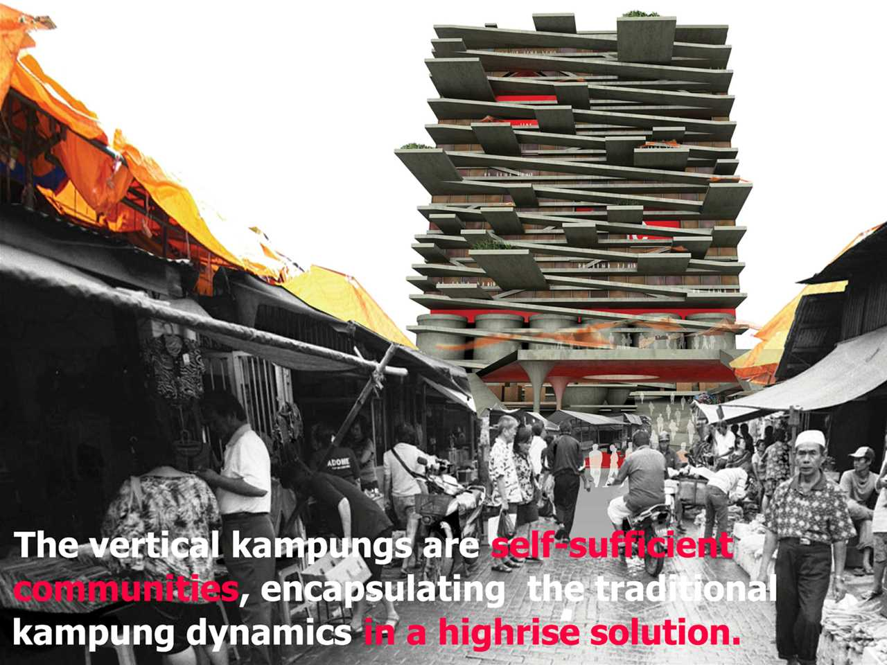 Holcim Awards Acknowledgement prize 2011 Asia Pacific: Vertical informal settlement and …