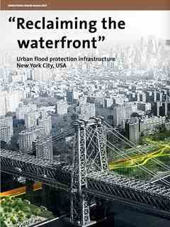 """""""Reclaiming the waterfront"""" in Fourth Holcim Awards – Sustainable Construction 2014/2015"""