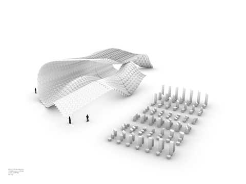 """Project entry 2011 """"Efficient fabrication system for geometrically complex building …"""