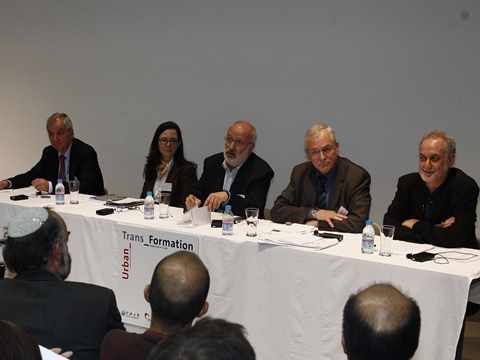 """Concluding panel """"Drivers, barriers and policy frameworks for Urban_Trans_Formation"""""""