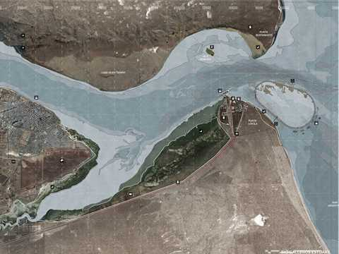 Global and local energy analysis and tidal opportunity in Argentina. Río Gallegos estuary research.