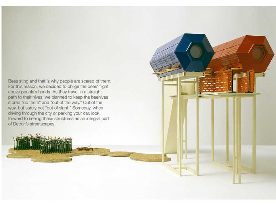 Holcim Awards Acknowledgement prize 2008 North America: Strategy for …