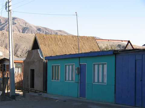 """Project entry 2008 Latin America - """"Post-earthquake reconstruction, Tarapacá, Chile"""": …"""
