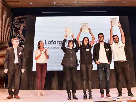 LafargeHolcim Research in Practice Grants for young professionals in Argentina, Egypt and …