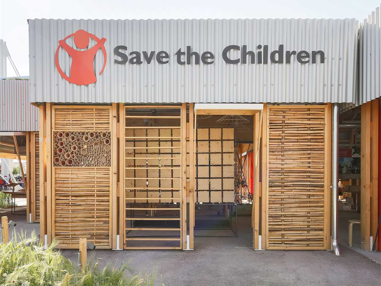 The NGO Save the Children Italy, one of the world's largest independent children's rights …