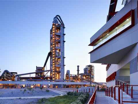 A step towards sustainable development: Cement production facilities in Mexico
