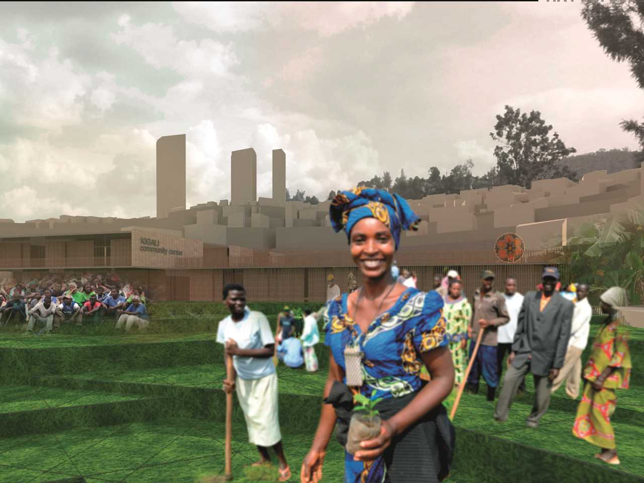 Holcim Awards Acknowledgement prize – Co-op Capacity Building: Community farming and …