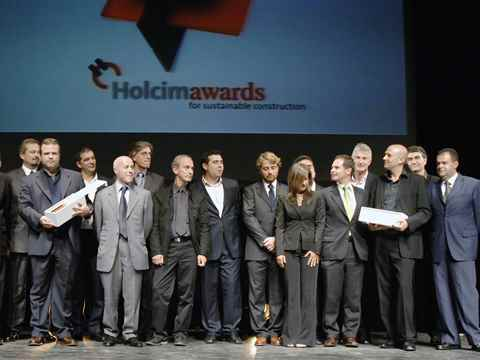 Prizes for sustainable construction projects in Europe