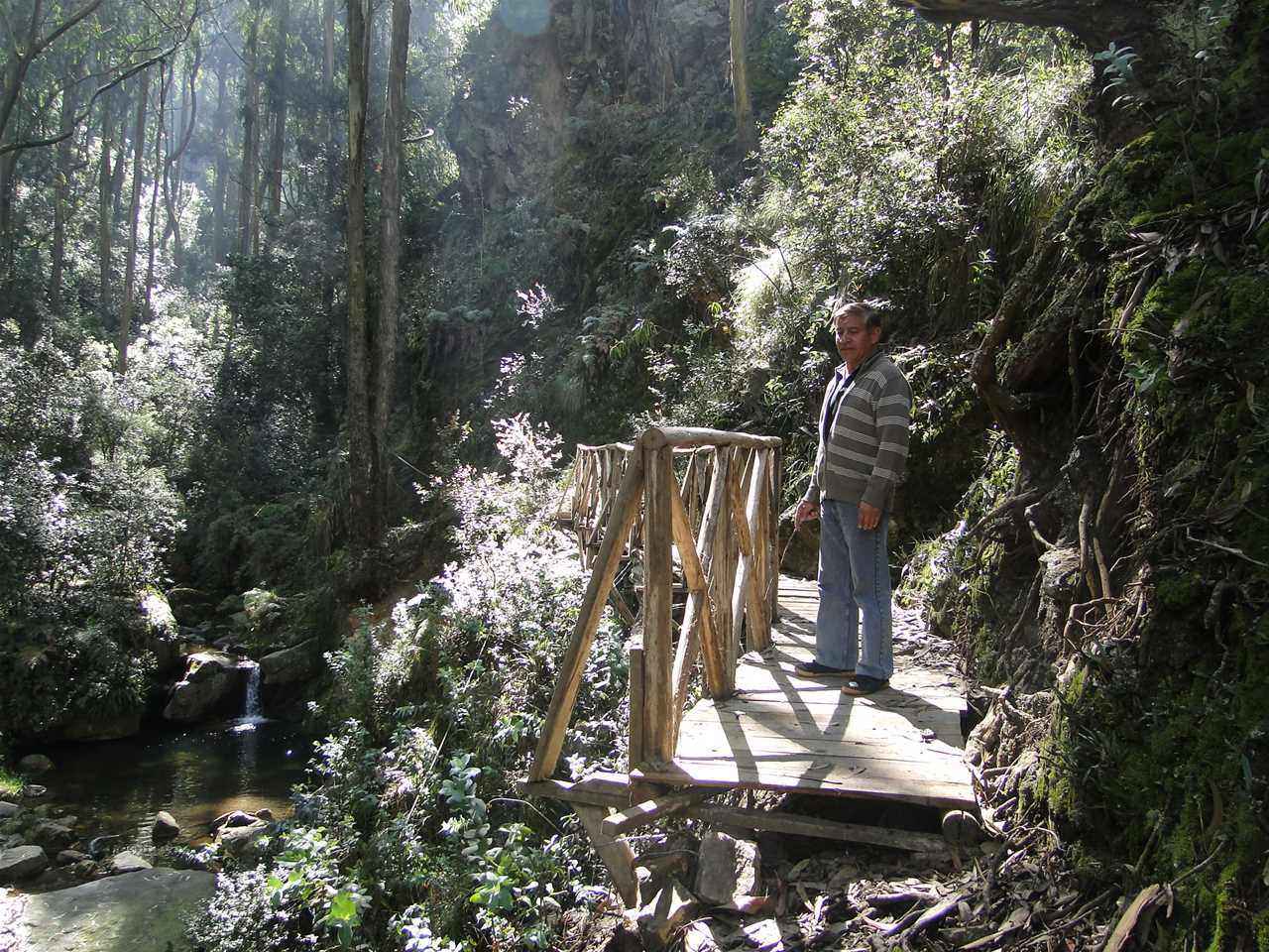 Project update April 2014 – Mountain trail for land preservation and urban demarcation, …