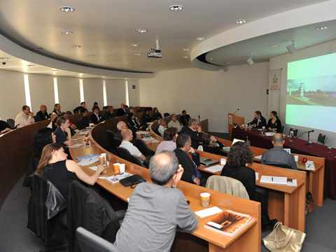 Green Workshop: Mine the city - With logistics to circular metabolisms
