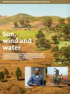 """""""Sun, wind and water"""" in Third Holcim Awards – Sustainable Construction 2011/2012"""