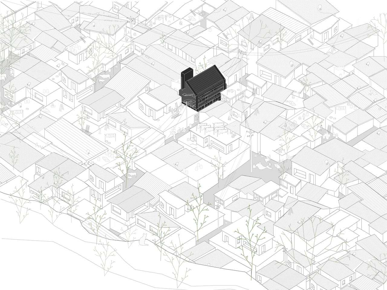 """""""Inspiringly open"""" in Fifth LafargeHolcim Awards – Sustainable Construction 2017/2018"""